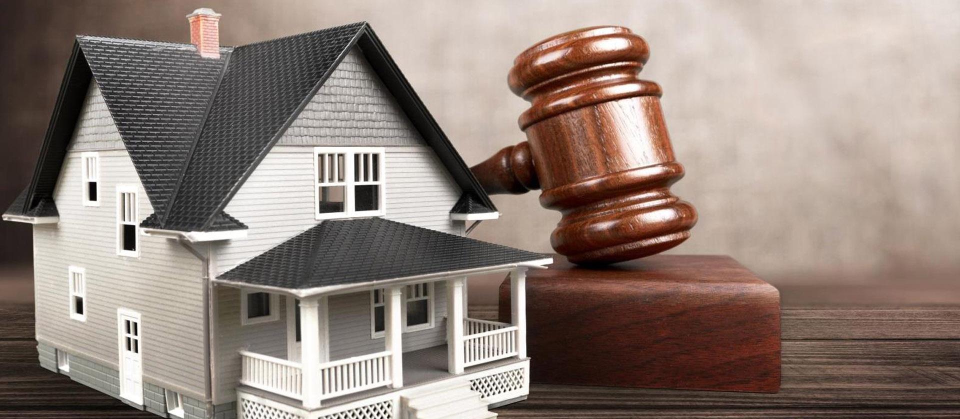 Узаконение построек, домов, объектов строительства